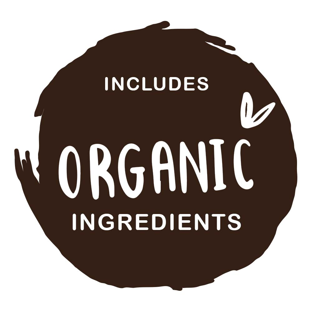 Cheeky Nilla Organic Ingredients
