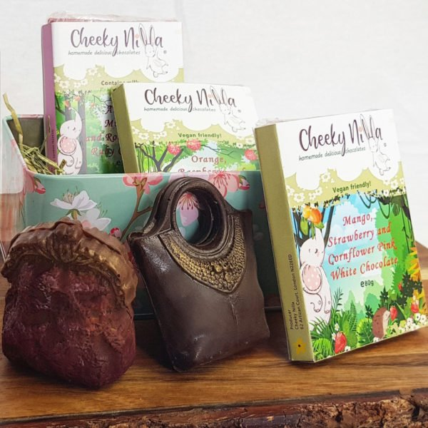 Vegan Chocolates Designer Handbags Gorgeous Mother's Day Gifts