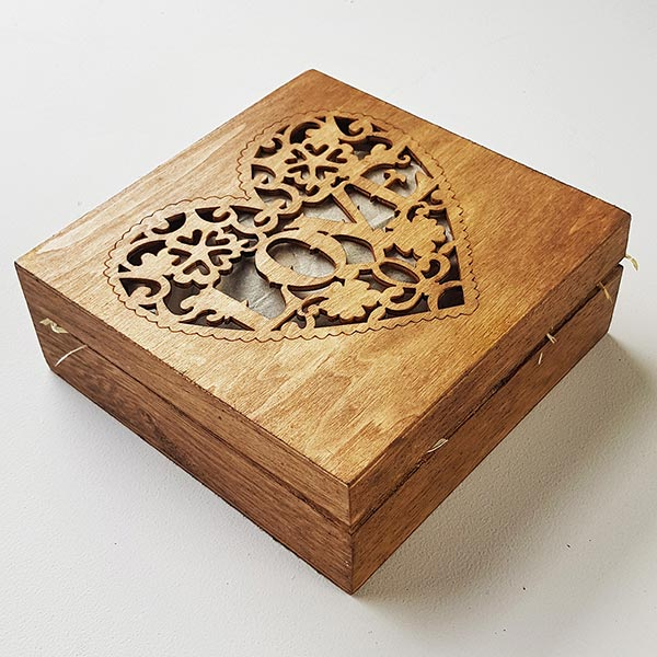 Cheeky Nilla Love wooden box for Mothers Day