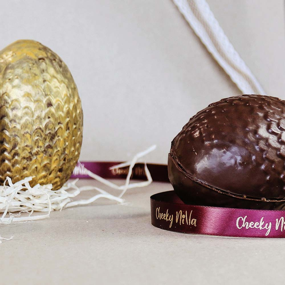 Cheeky Nilla Vegan Chocolate Dragon Eggs