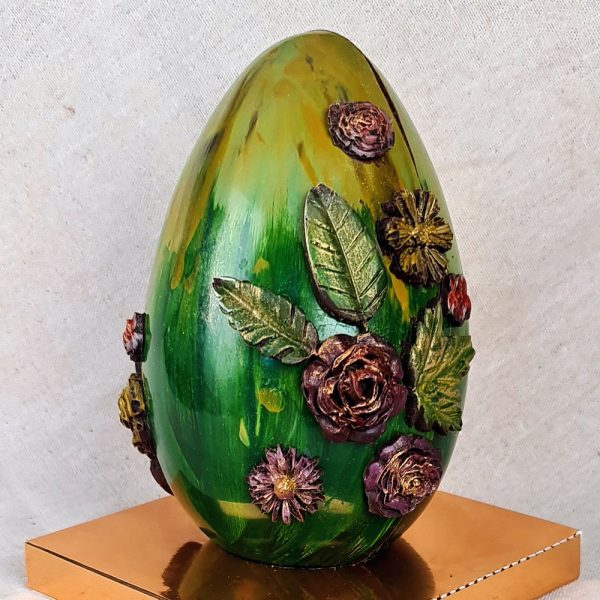 Dark Forest Chocolate Egg
