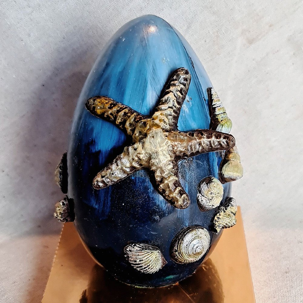Deep Sea Chocolate Egg