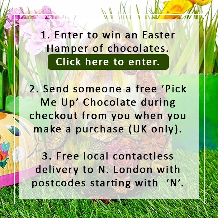 Cheeky Nilla Vegan Chocolate Pick Me Up Pop Up