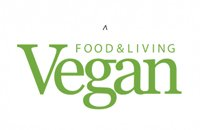 Vegan Food and Living Logo