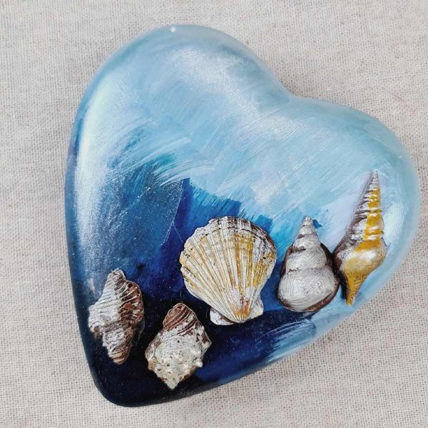 Deep Sea Chocolate Heart
